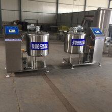 新疆牛奶殺菌機羊奶巴氏殺菌機鮮牛奶巴式殺菌機廠家圖片