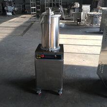 五香紅腸灌腸機直播間爆單的紅腸灌腸機不銹鋼灌腸機圖片