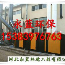 保定制鞋厂废气处理设备采用光氧催化净化器