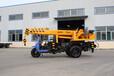 河南洛阳3吨三轮吊农村建筑工地用小吊车,小型三轮农用吊机