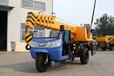 江苏连云港时风三轮吊3吨三轮吊有效起升高度18米额定重量3吨