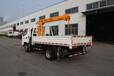 河北保定小型吊车济宁三石生产厂家凯马3吨随车吊