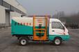 辽宁大连挂桶式垃圾车三石机械为你供应一样的产品不一样的产品价格3.5方垃圾车