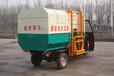辽宁大连电动垃圾车挂桶式垃圾车适合小区内使用价格优惠