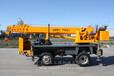 浙江杭州4吨自制吊自制底盘吊车产品主要技术参数型号
