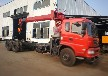 福建福州黄牌随车吊厂家经过国家认证12吨随车吊的配置三石机械