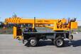浙江杭州微型黄色小吊车5吨小六轮质量服务第一三石机械