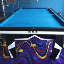 宁夏最大台球桌批发二手台球桌销售专业台球桌维修台球桌配件销售图片