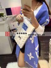 15年女士新款羊绒围巾披肩/低价批发厂家直销质量保证图片