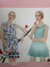深圳格蕾斯折扣夏季女装