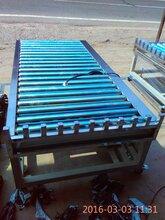 链板线输送机,机柜板链流水线,东莞动力滚筒线图片