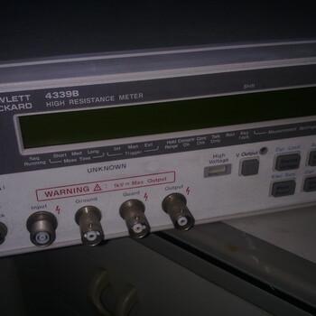 HP4339B高阻计