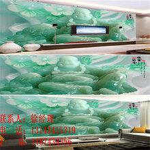 大型uv平板打印机玻璃艺术背景墙上色uv机致富机械设备