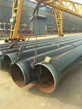 经久耐用:威海DN三油两布防腐钢管厂家价格图片