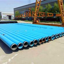 环保节能:日照DN3pe防腐螺旋钢管厂家价格图片