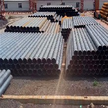 经久耐用:泰州DN3pe防腐直缝钢管厂家价格图片
