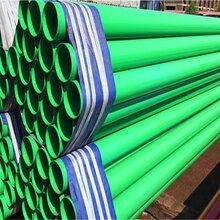 自治区燃气涂塑钢管价格/图片