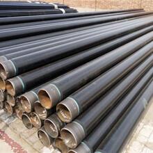 推荐深圳大口径小口径DN3PE防腐钢管厂家图片