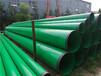 青海省果洛大口徑小口徑國標燃氣涂塑鋼管廠家-河北國圻管道