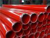 安徽省滁州污水輸水消防天然氣內外涂塑鋼管廠家-河北國圻管道