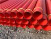 山東省東營化工天然氣污水輸水環氧樹脂涂塑鋼管廠家-質量規格