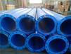 陜西省漢中大口徑小口徑國標涂塑鋼管品牌廠家-河北國圻管道