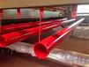 陜西省咸陽大口徑小口徑國標燃氣涂塑鋼管廠家-河北國圻管道
