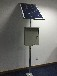室外太陽能供電設備