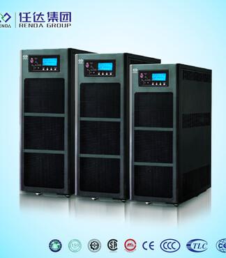 10KVA电脑机房专用ups电源任达高频在线式UPS电源报价_机房专用图片