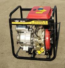 应急柴油污水泵报价/农用柴油机水泵