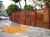 南通防腐木围栏