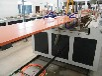 PVC木塑装饰板挤出机异型材设备生产线青岛佳特塑机高效优质