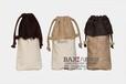 贵州白酒布艺包装,抽绳束口袋,白酒袋加工厂