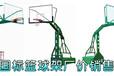 青岛黄岛篮球架厂家哪里有?黄岛国标篮球架价格多少?