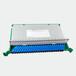 單層24芯SC一體化托盤24芯一體化熔纖盤24芯ODF盤含尾纖法蘭