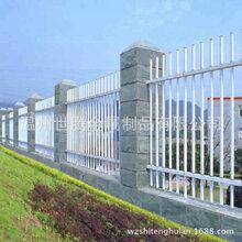 湖南岳阳世腾大量供应锌钢护栏拼装护栏安装方便美观保质保量