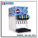 百事可乐机器肯德基做可乐机器自动投币饮料机四头饮料现调机