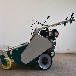 廠家手扶碎草機電啟動柴油滅茬機秸稈粉碎還田機