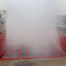 深圳工地洗轮机建筑洗车机全自动洗车槽环保洗车台泥头车洗轮机图片