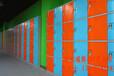 西安格拉瑞斯ABS更衣柜规格塑料储物柜价格
