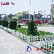 西安格拉瑞斯城市绿地绿化塑钢护栏