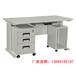 西安格拉瑞斯办公桌厂家钢制办公桌定做