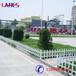 西安格拉瑞斯PVC草坪护栏价格绿化护栏价格