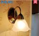 飞利浦壁灯灯具现代简约欧式创意客厅卧室过道床头灯玉兰壁灯灯具