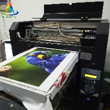 T恤数码直印机环保全棉服装印花机T恤万能打印机