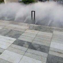 碧桂园房地产水池雾森设备