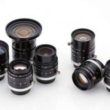 1英寸以下百万像素对应的低失真、高对比度镜头。