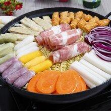 韩式年糕火锅年糕火锅加盟店韩国料理引领创业新热潮