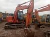 新款二手日立80挖掘机价格