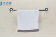 东莞锌合金毛巾架厂家浴室五金挂件定制生产五金挂件